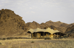 Skeleton Coast Hoanib Camp