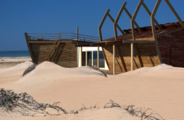 Skeleton Coast Shipwreck Lodge